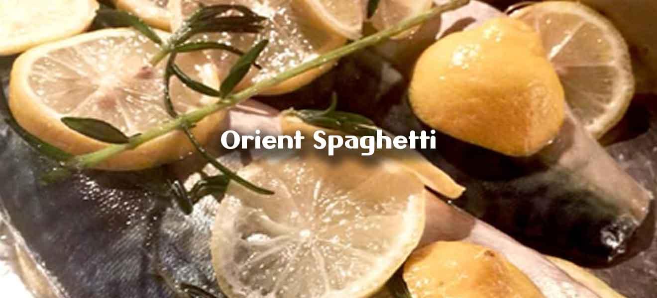 Orient Spaghetti